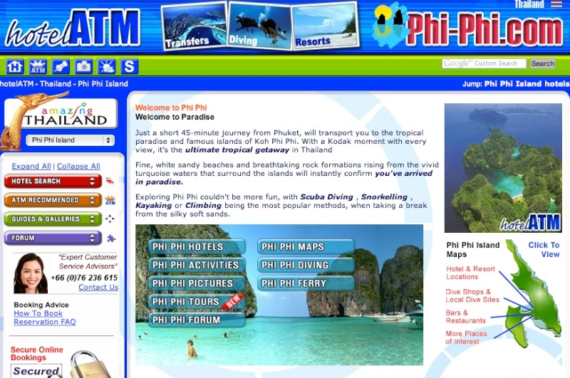 Des infos sur Koh Phi Phi  Screen15