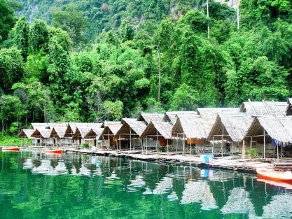 Thailande - Découvrir Khao Sok et autres parcs nationaux Swimmi10