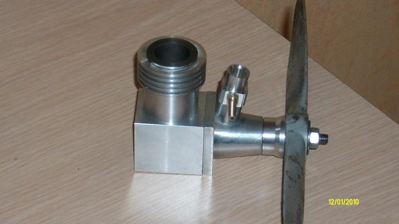 moteur thermique de classe 25 (4.06cm3) 007_510