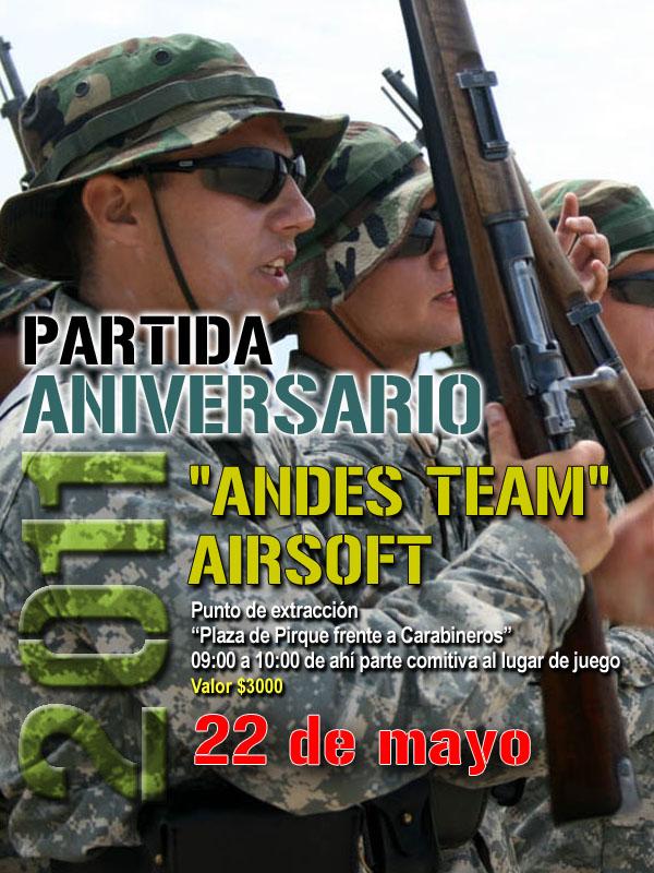 Foro gratis : ANDES TEAM - Portal Afiche10