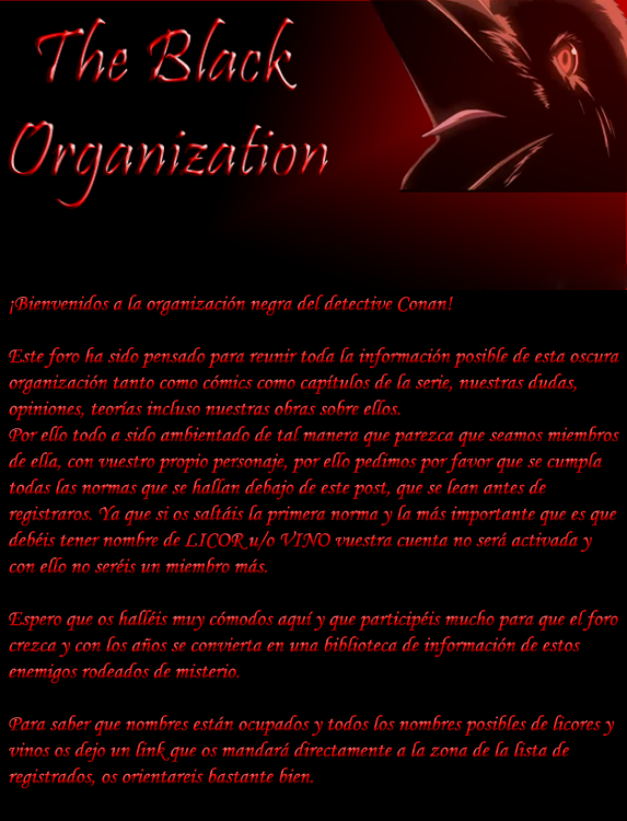 The Black Organization - Portal Sin-ta12
