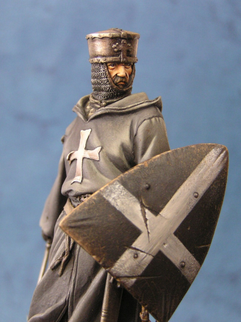 Romeo's 90mm Knight Hospitaller c1300 - Page 4 Face11