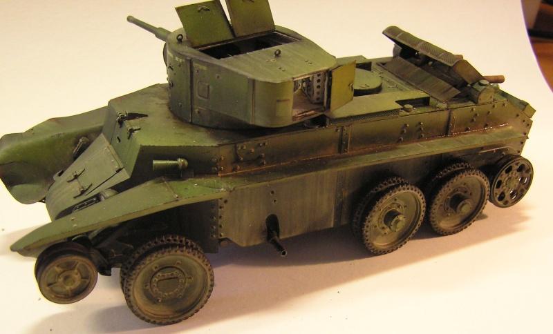 Soviet Fast Tank BT-7 1935 model/1-35 - Page 3 P1010010