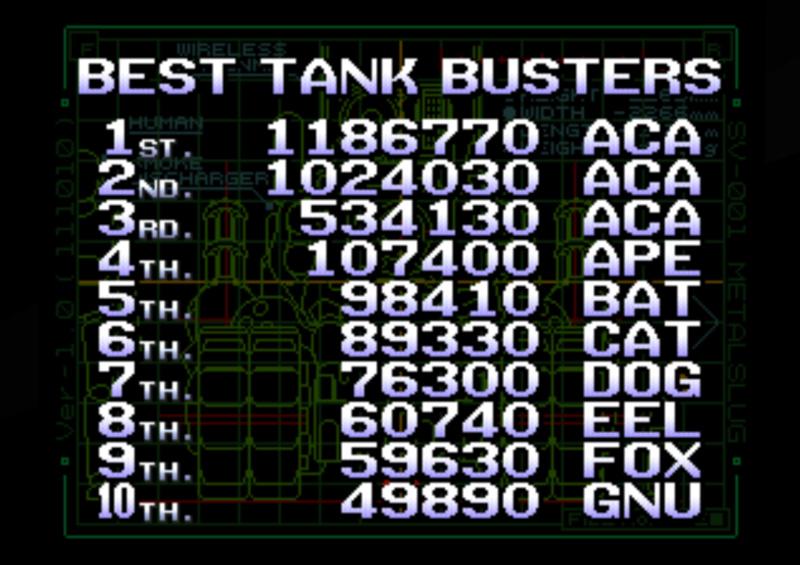 Metal Slug X Score_10