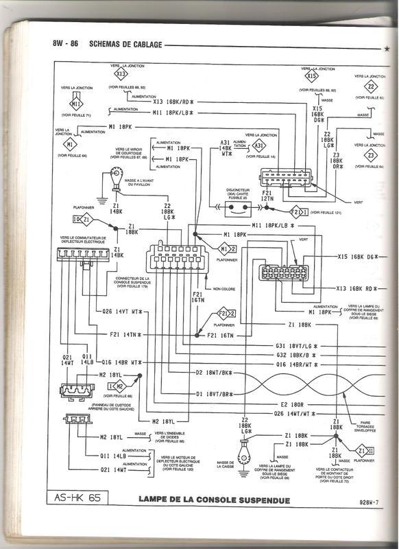 Installation ordinateur de bord sur 2.5L essence  Schema10
