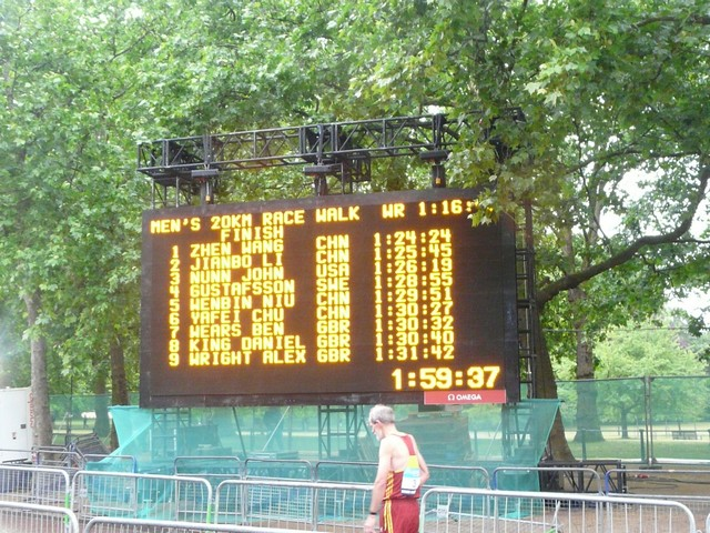 Olympic Test Event Men10