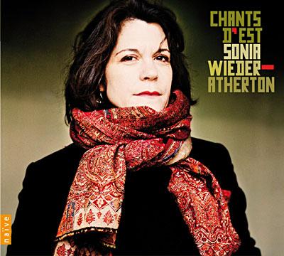 Chants d'est de Sonia Wieder-Atherton 08221810