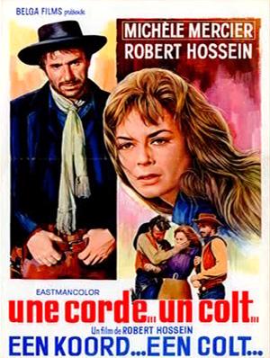 Une corde, un Colt... - 1969 - Robert Hossein Fok_re11