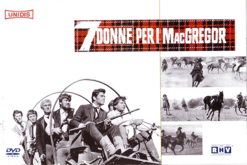 Les 7 écossais explosent - Sette donne per i McGregor - Franco Giraldi - 1966 Photos14