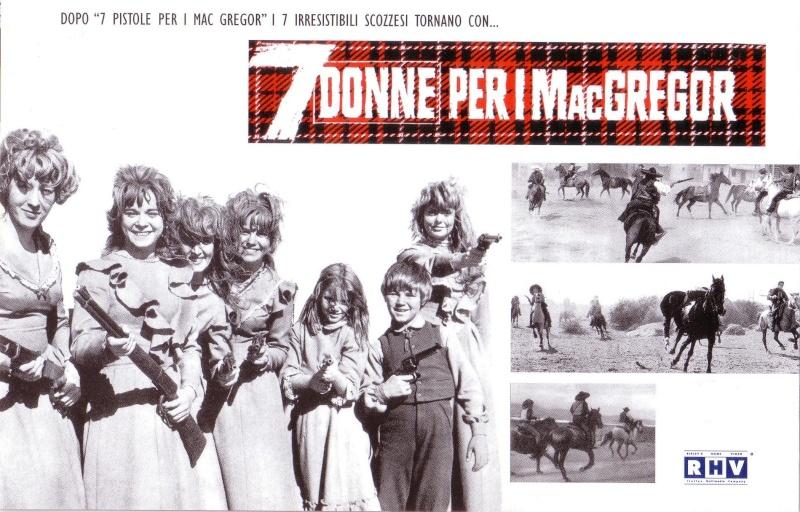 Les 7 écossais explosent - Sette donne per i McGregor - Franco Giraldi - 1966 Photos15