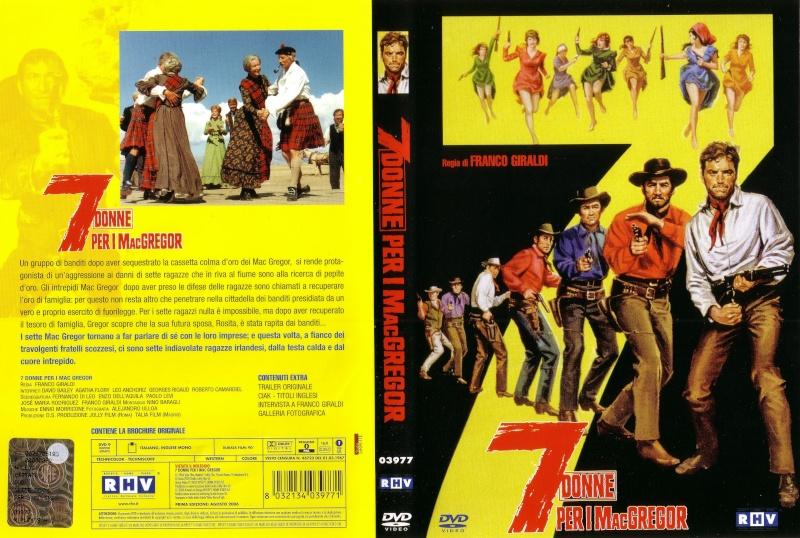 Les 7 écossais explosent - Sette donne per i McGregor - Franco Giraldi - 1966 Photos16
