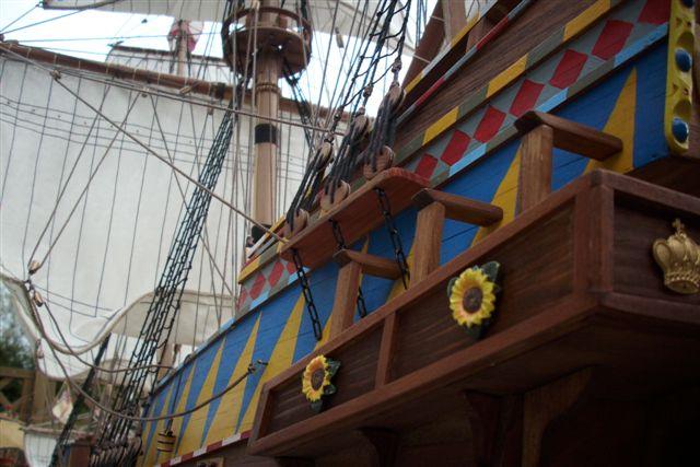 """Historische Segelschiffe  """"Golden Hind """" - Seite 5 Dsci0027"""