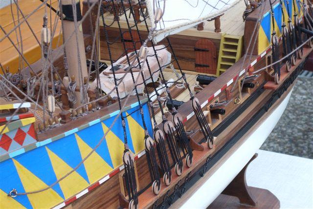 """Historische Segelschiffe  """"Golden Hind """" - Seite 5 Dsci0029"""