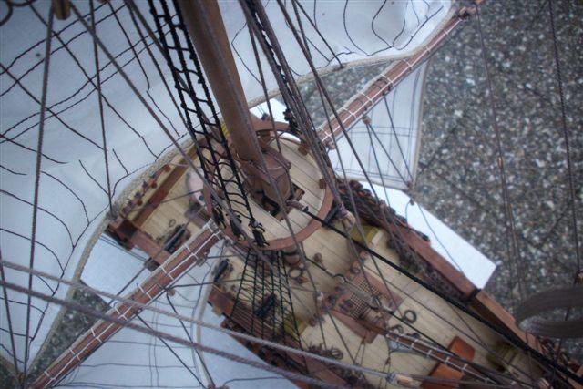 """Historische Segelschiffe  """"Golden Hind """" - Seite 5 Dsci0033"""