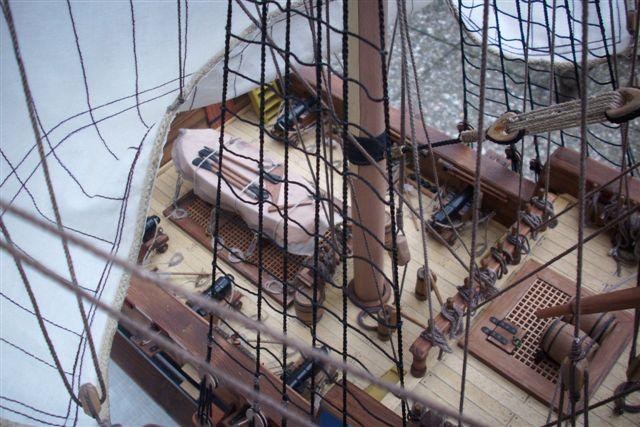 """Historische Segelschiffe  """"Golden Hind """" - Seite 5 Dsci0034"""