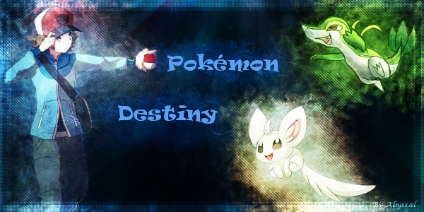 Pokemon destiny