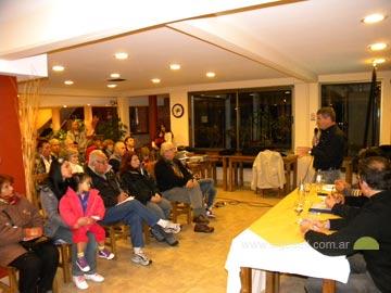 El día que Villa Gesell volvió a hablar de Turismo. Apertu10