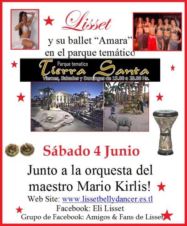 Ballet Amara en Tierra Santa Liss410