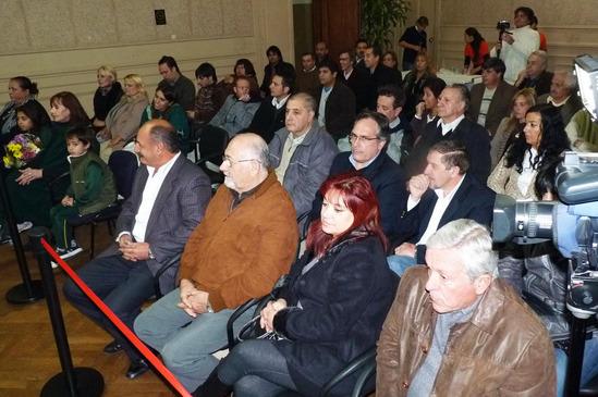 Campana: El Concejo Deliberante celebró el Día del Periodista en un emotivo acto. Period10