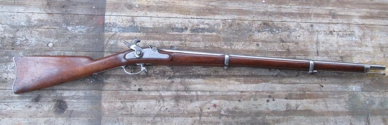 Fusil modèle 1861 Artillery Model Contrat Special fabrication Colt. Img_0910