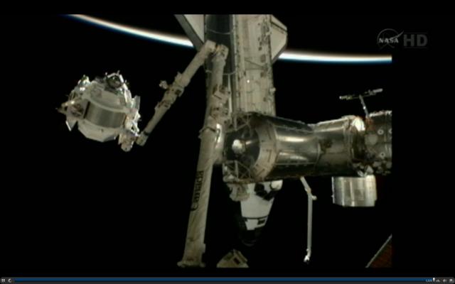 [STS-134] Endeavour: Déroulement de la mission.   - Page 3 10h3710