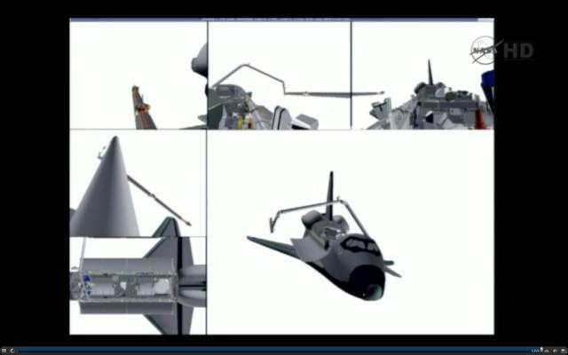 [STS-134] Endeavour: Déroulement de la mission.   9h5310