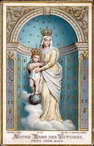 A Notre-Dame des Victoires 35163710