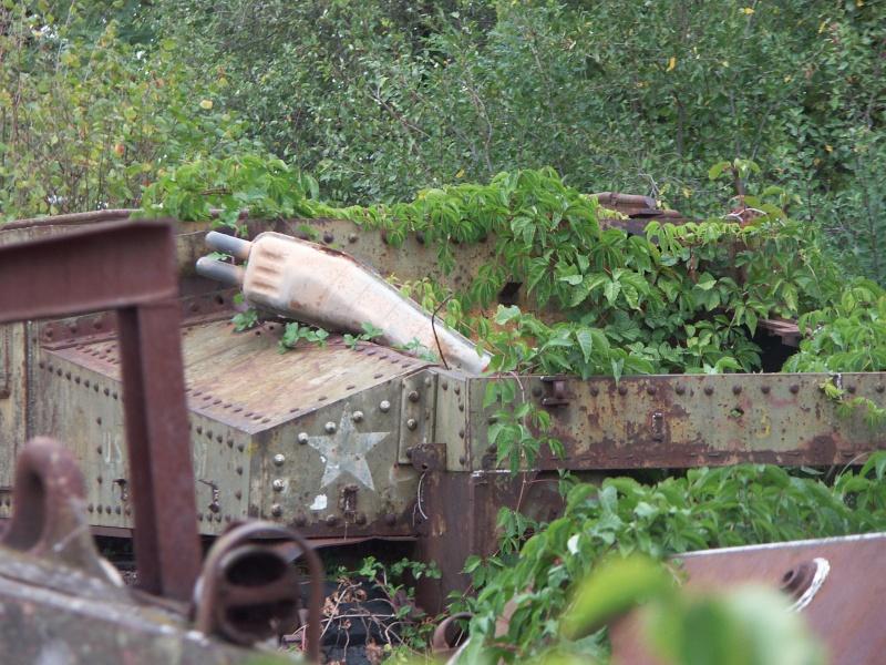 Epave de M4A2, M3 Et TD-M10 En Gironde Pict0211
