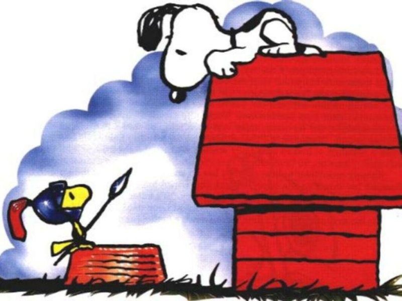 The random thought thread  - Page 2 Snoopy12