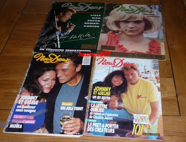 MA COLLECTION LIVRES...REVUES ET HORS SERIES - Page 8 Magazi75