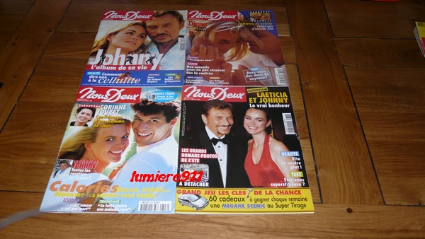 MA COLLECTION LIVRES...REVUES ET HORS SERIES - Page 8 Magazi77