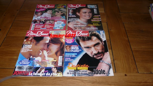 MA COLLECTION LIVRES...REVUES ET HORS SERIES - Page 8 Magazi78