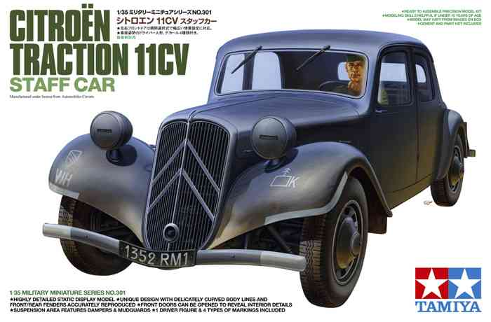 traction tamiya au 1/35 12596911