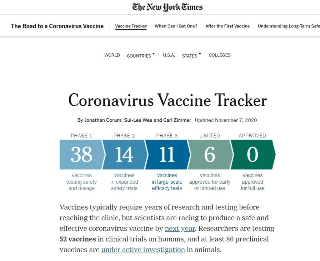 vaccines in progress Screen14
