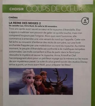 La Reine des Neiges II [Walt Disney - 2019] - Page 32 75258510