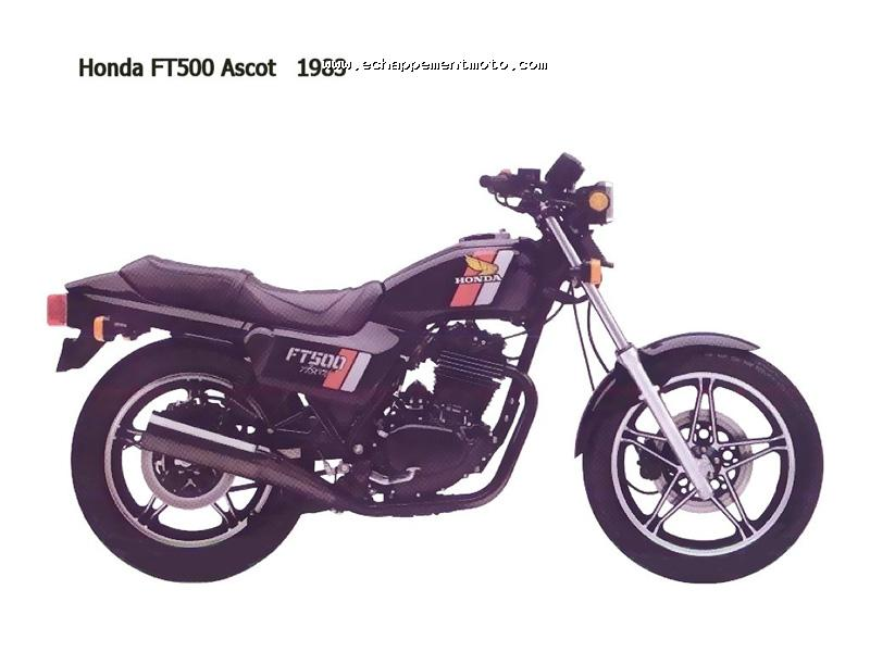 honda 500 ft café racer Honda210