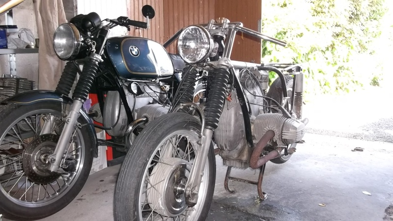 """Projet BMW """"old racer"""" - Page 3 Phare_16"""