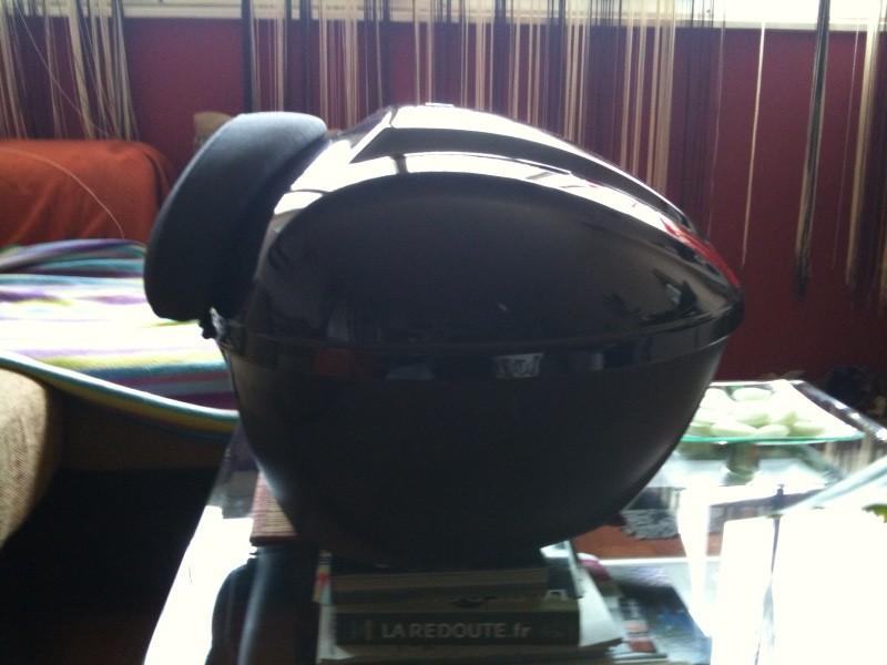 [A VENDRE] Top-case noir origine Piaggio + support top-case neuf Photo710