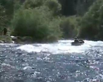 BigFoot, Oregon et vidéo… Creatu10