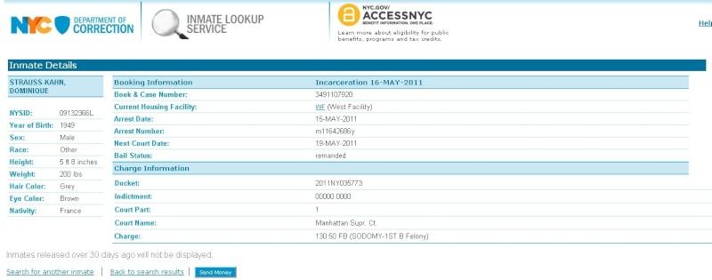 DSK gardé à vue à New York suite à une plainte pour agression sexuelle - Page 4 Prtscr11