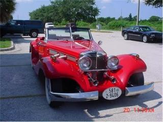Essai de la Mercedes 540K Roadster 1937 11175615