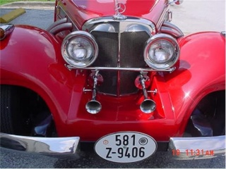 Essai de la Mercedes 540K Roadster 1937 11175710