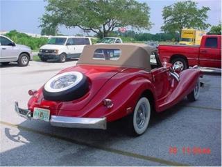 Essai de la Mercedes 540K Roadster 1937 11175713