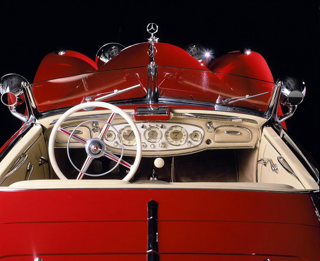 Essai de la Mercedes 540K Roadster 1937 1935_m12