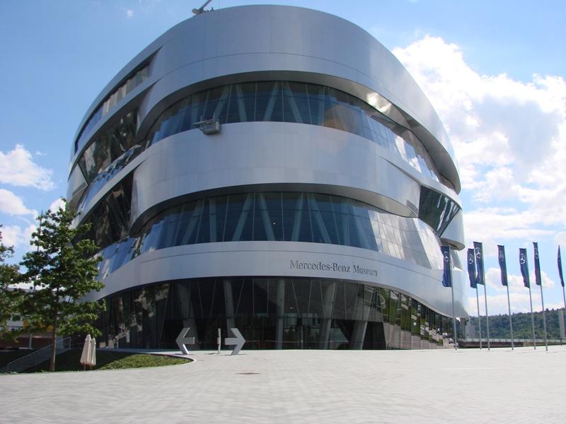 musée - [Photos] Le Mercedes-Benz Museum de Stuttgart 20010