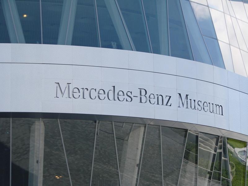 musée - [Photos] Le Mercedes-Benz Museum de Stuttgart 20110