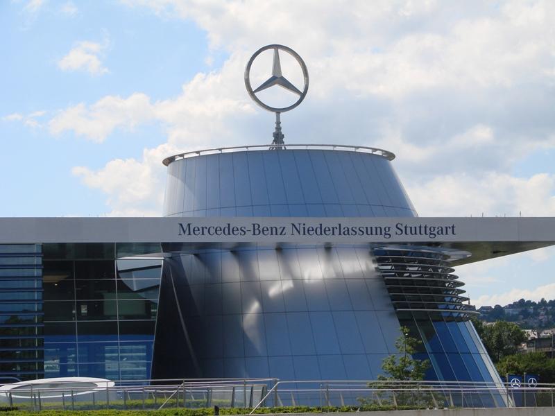musée - [Photos] Le Mercedes-Benz Museum de Stuttgart 20310