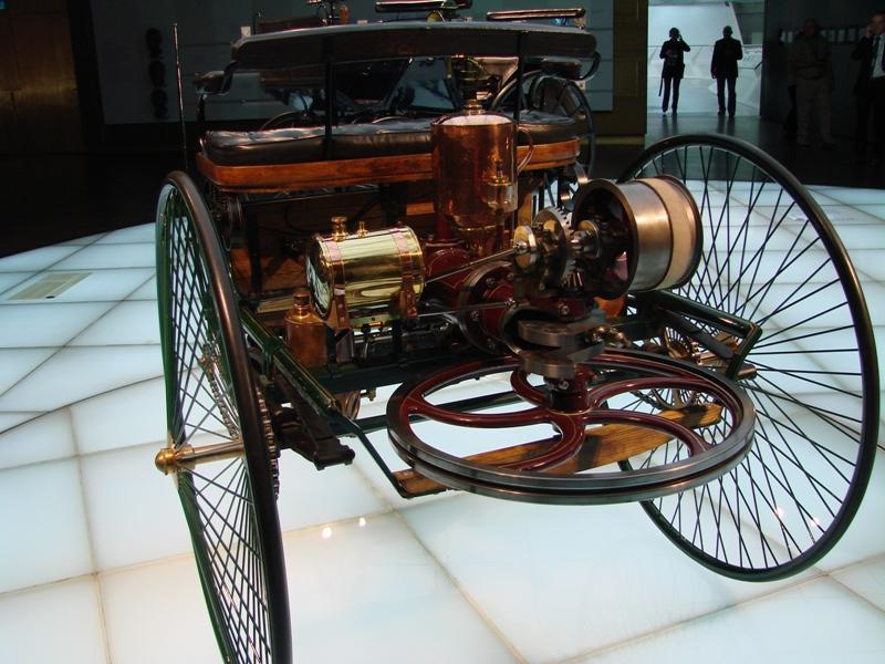 musée - [Photos] Le Mercedes-Benz Museum de Stuttgart 20611