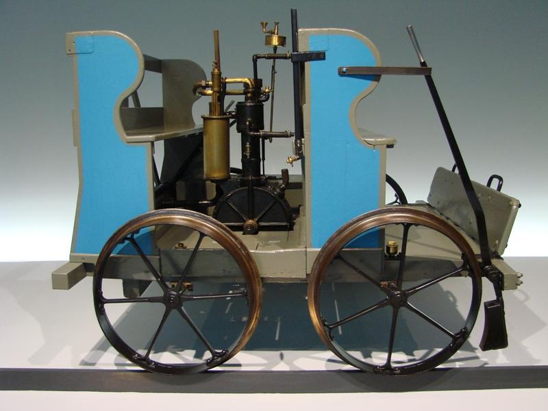 musée - [Photos] Le Mercedes-Benz Museum de Stuttgart 21110
