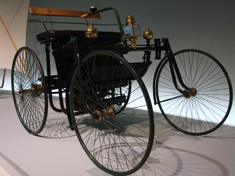 musée - [Photos] Le Mercedes-Benz Museum de Stuttgart 21410